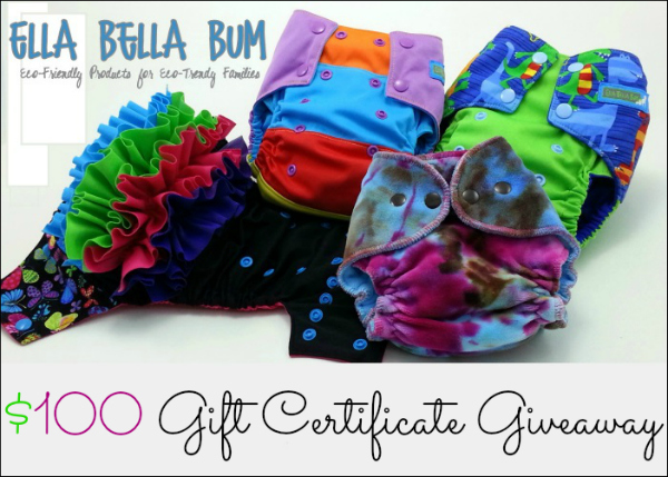 Ella Bella Bum Button