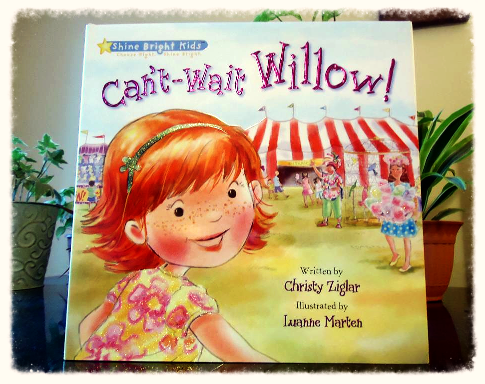 Can't-Wait Willow! Book Review