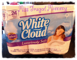 White Cloud Luxuriously Soft Bath Tissue Review Amp Coupon