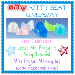 Nuby Giveaway Button