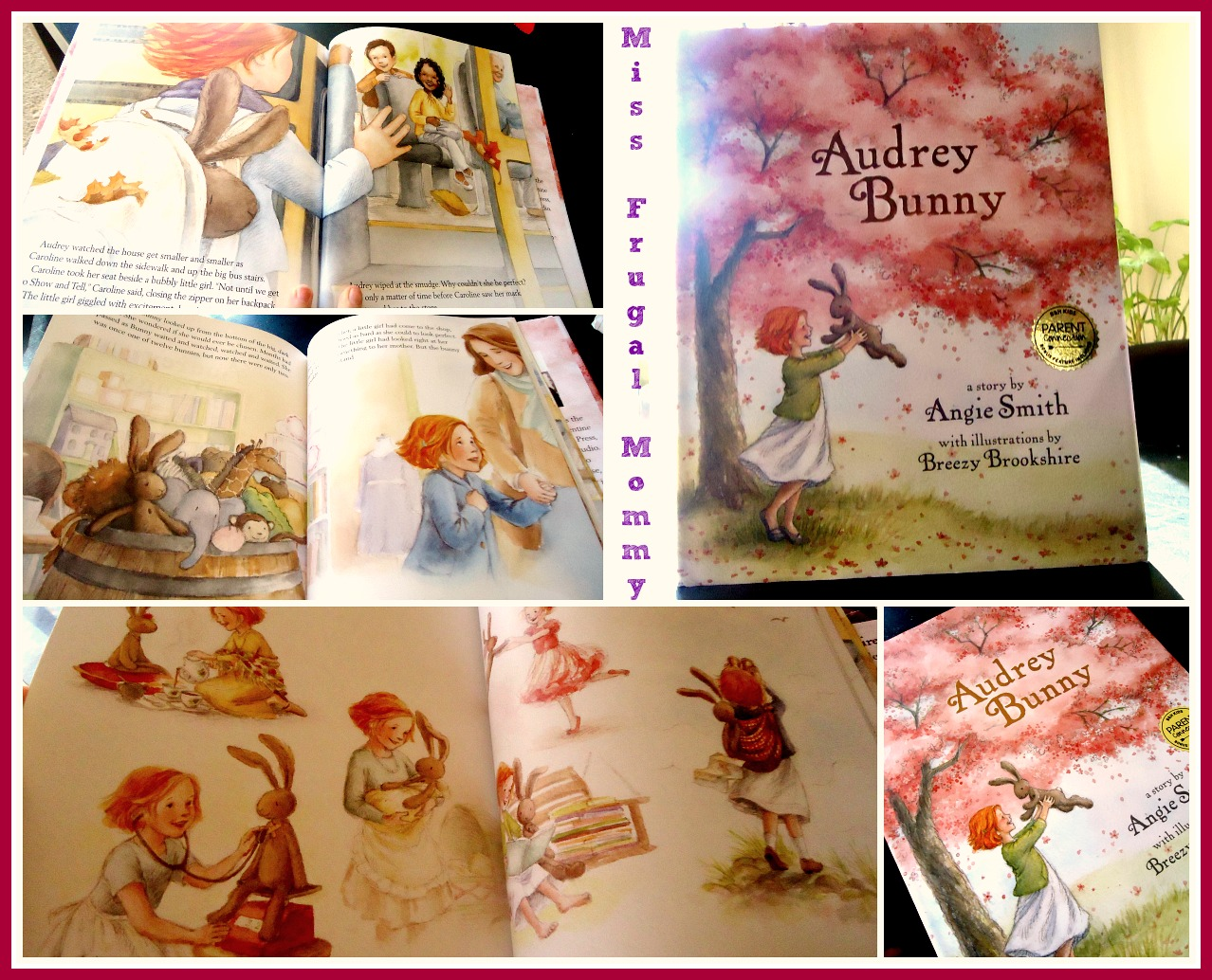 Audrey Bunny Book Review & Giveaway