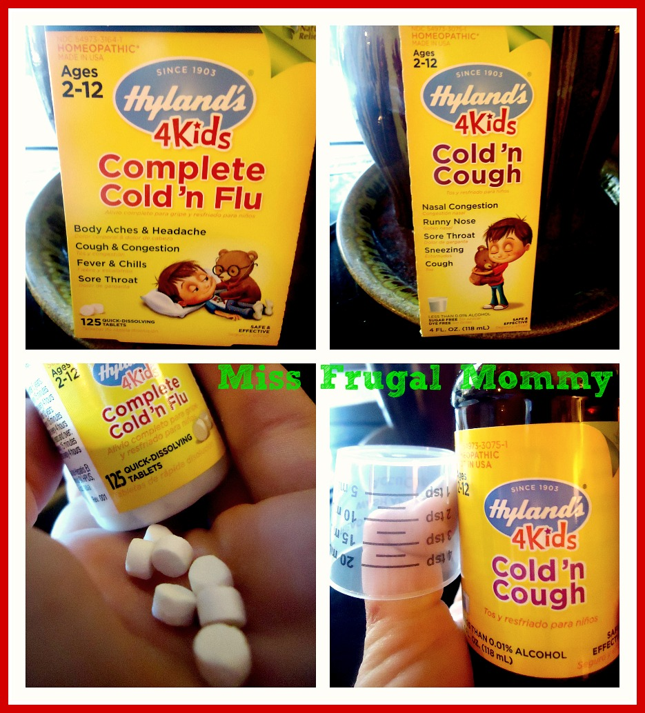 Hyland S 4kids Homeopathic Cold Medicine Review Miss