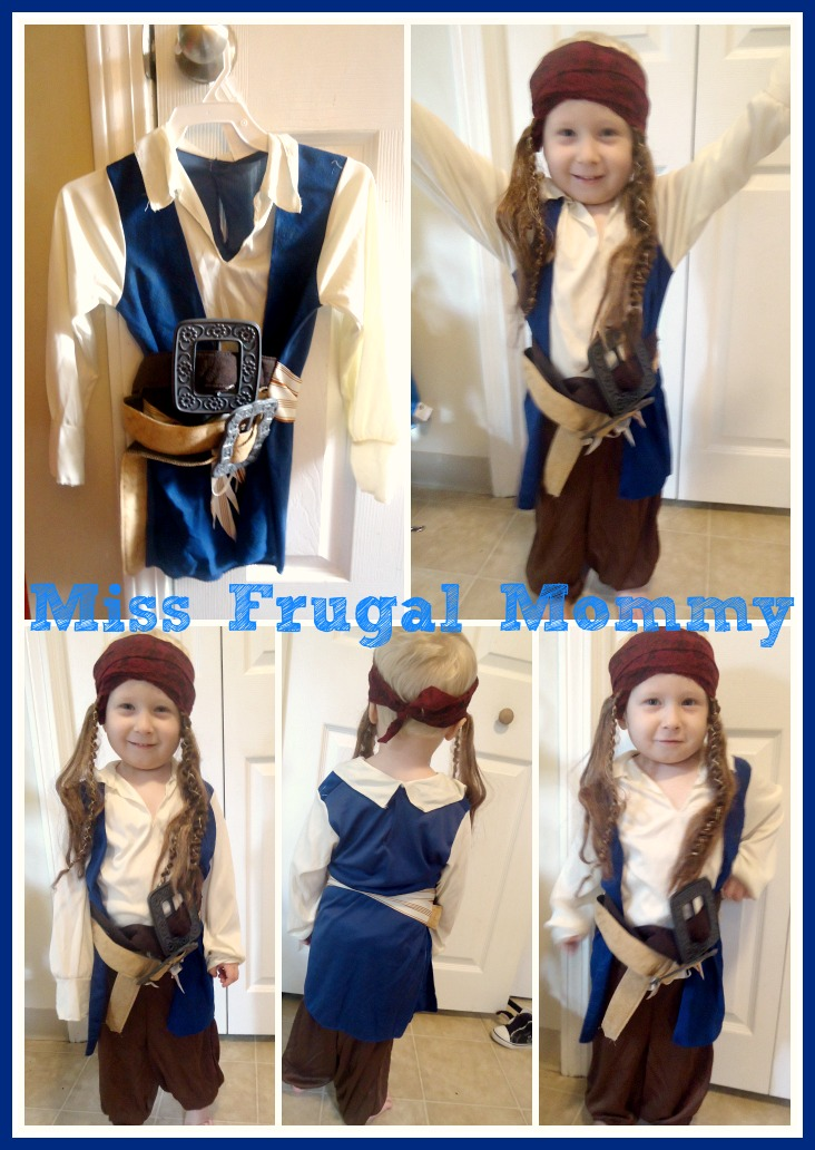 pirate costume review
