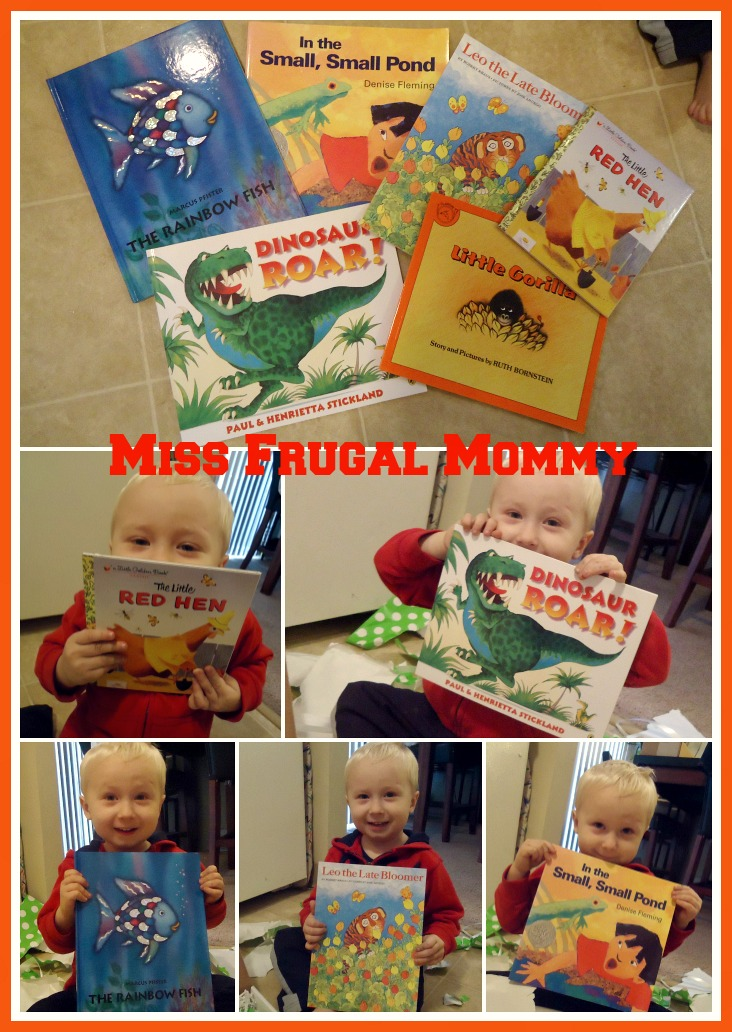 Laughing Giraffe Books Review (2013 Holiday Gift Guide)