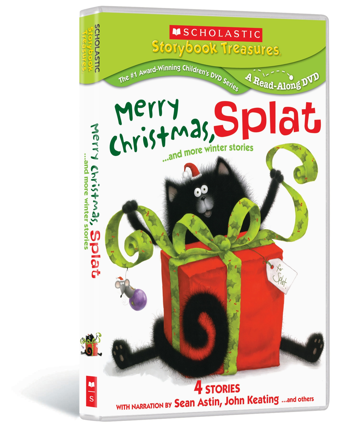 Merry Christmas, Splat: Movie Review