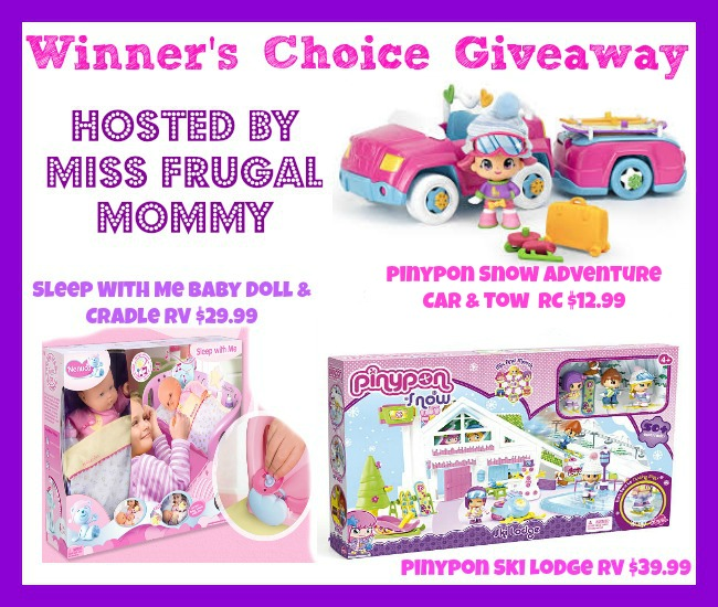 #Enter to #Win A Little Girl's Dream Giveaway ends 12/28 #SCRF