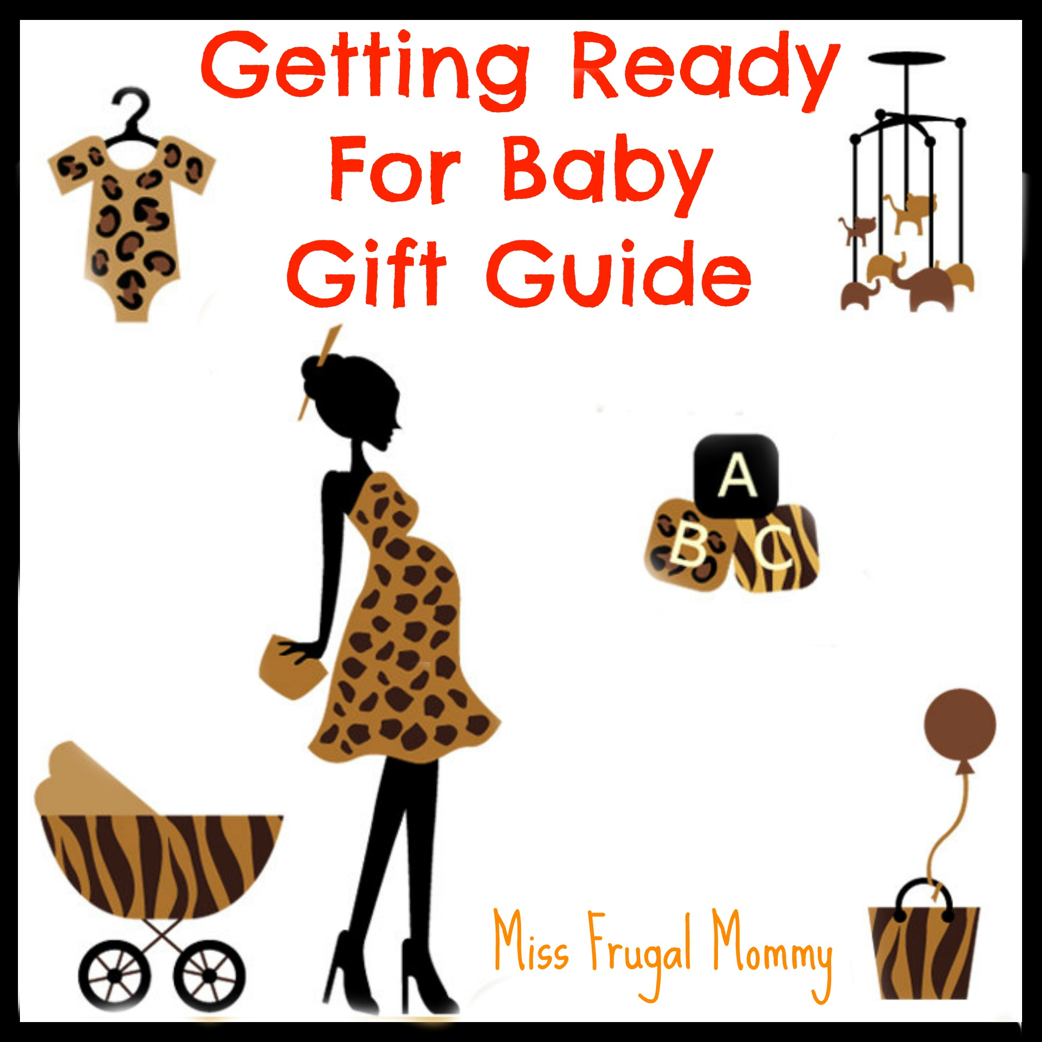 Getting Ready For Baby Gift Guide
