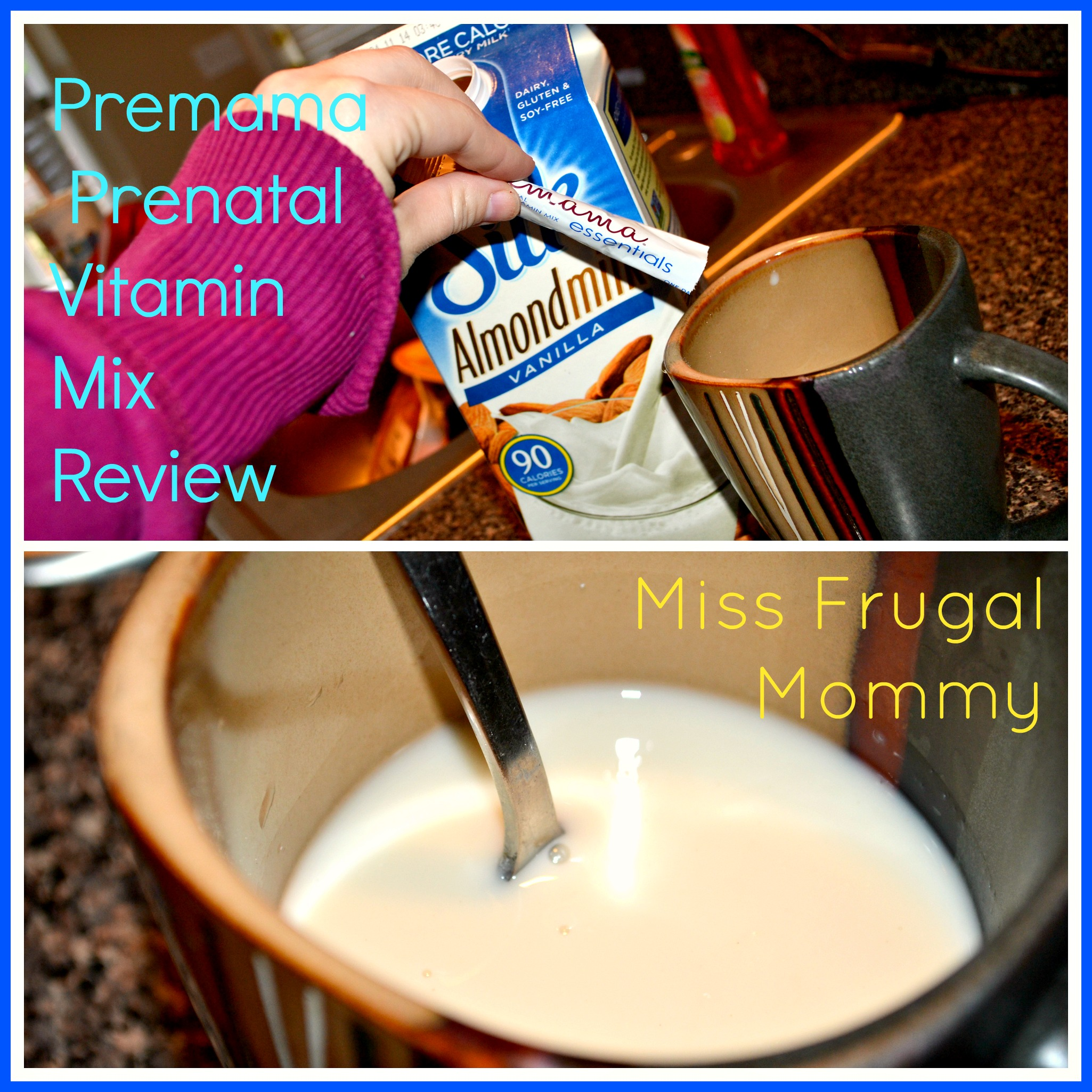 Premama Prenatal Vitamin Mix Review