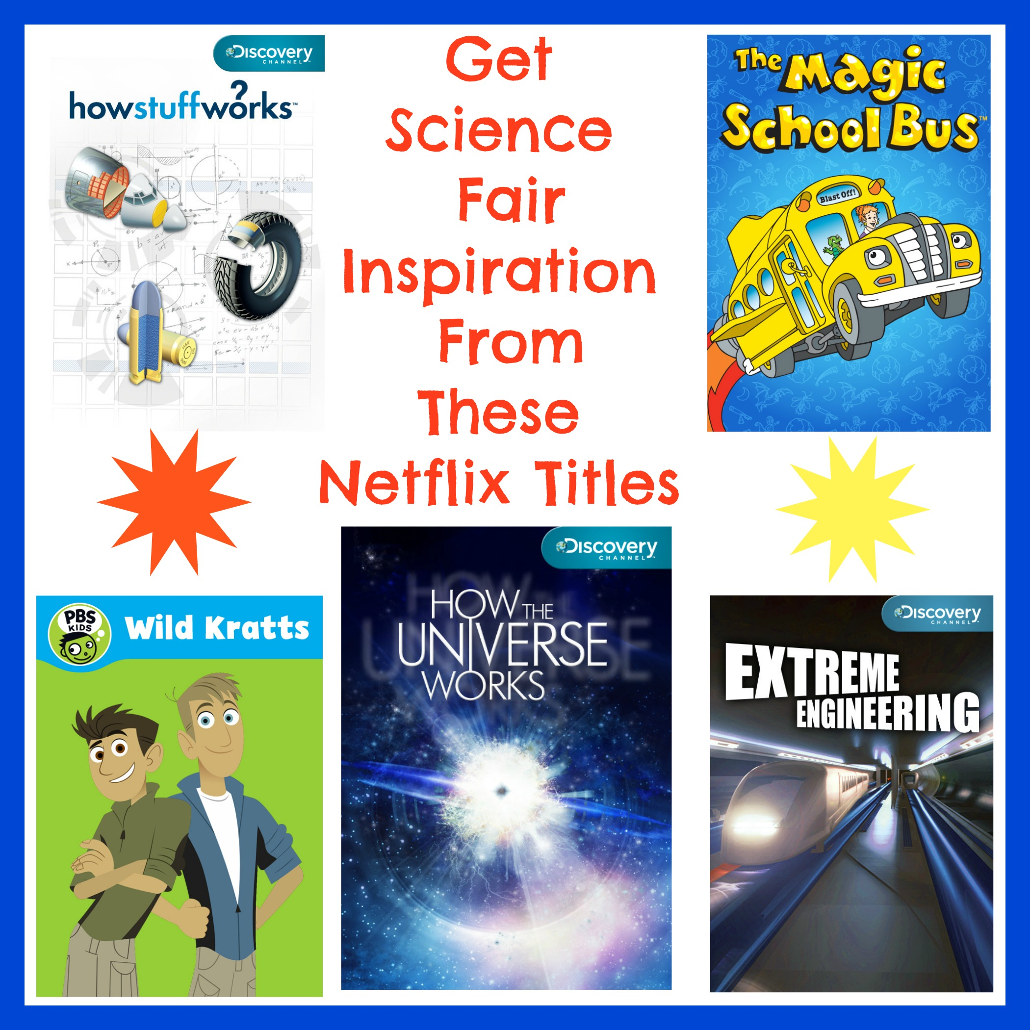 Get Science Fair Inspiration from These 12 Titles on Netflix