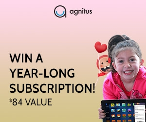 Agnitus Year Long Subscription Giveaway