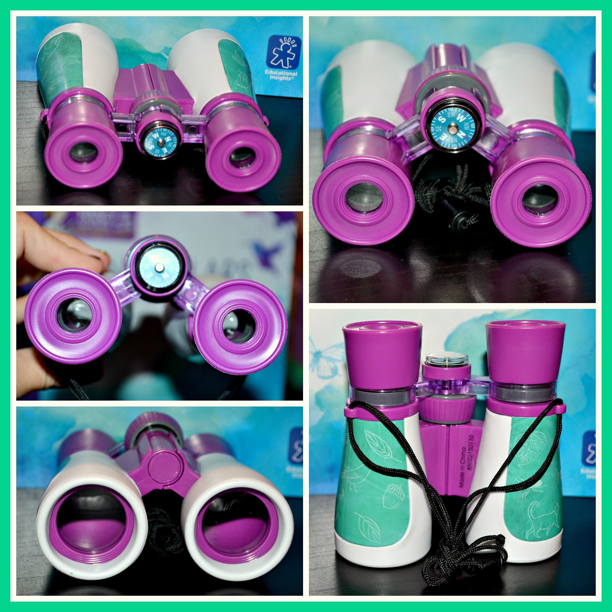 Nancy B's Science Club Binoculars & Wildlife Activity Journal Review