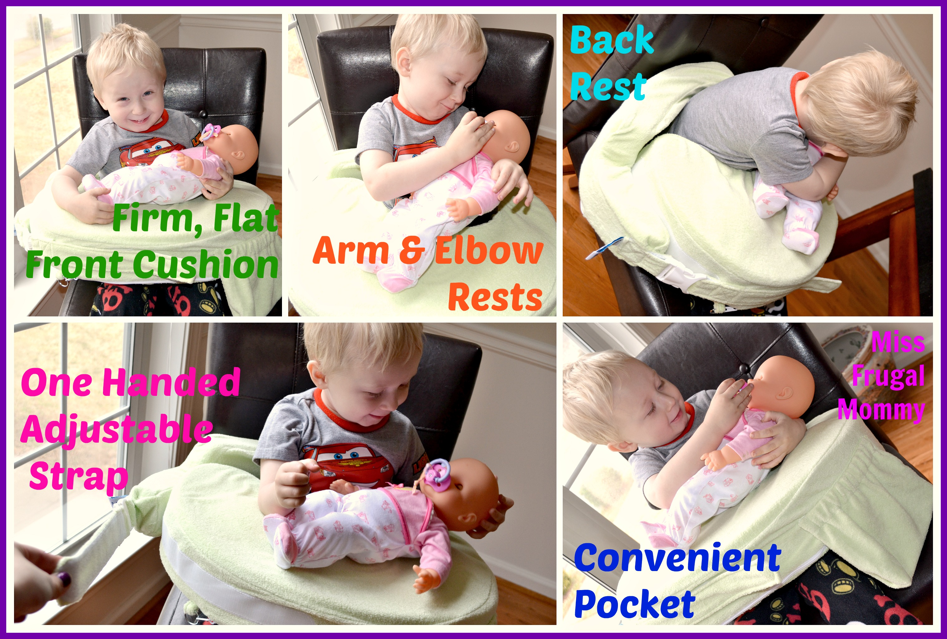 My Brest Friend Review (Getting Ready For Baby Gift Guide)