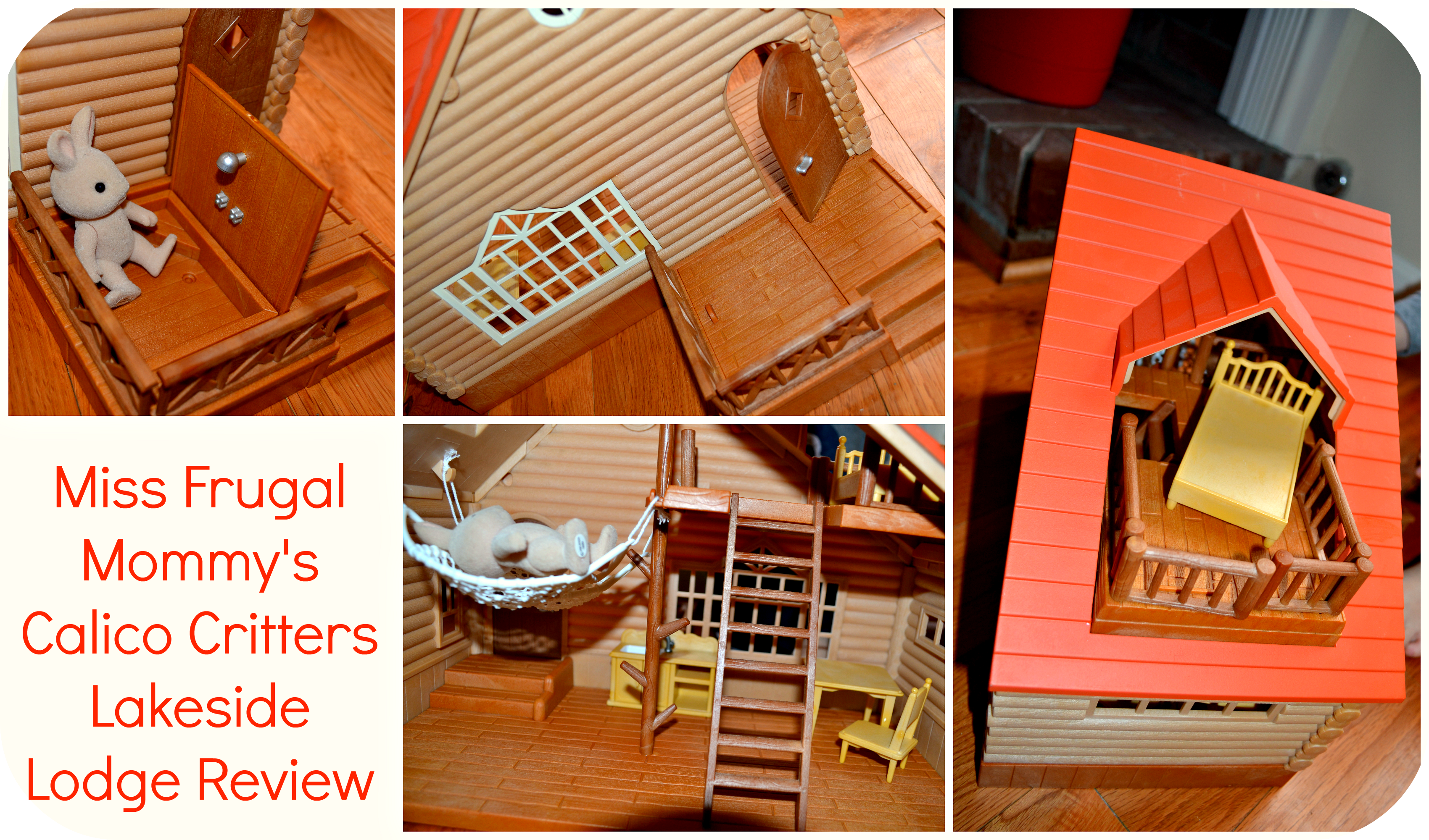 Calico Critters Lakeside Lodge Review