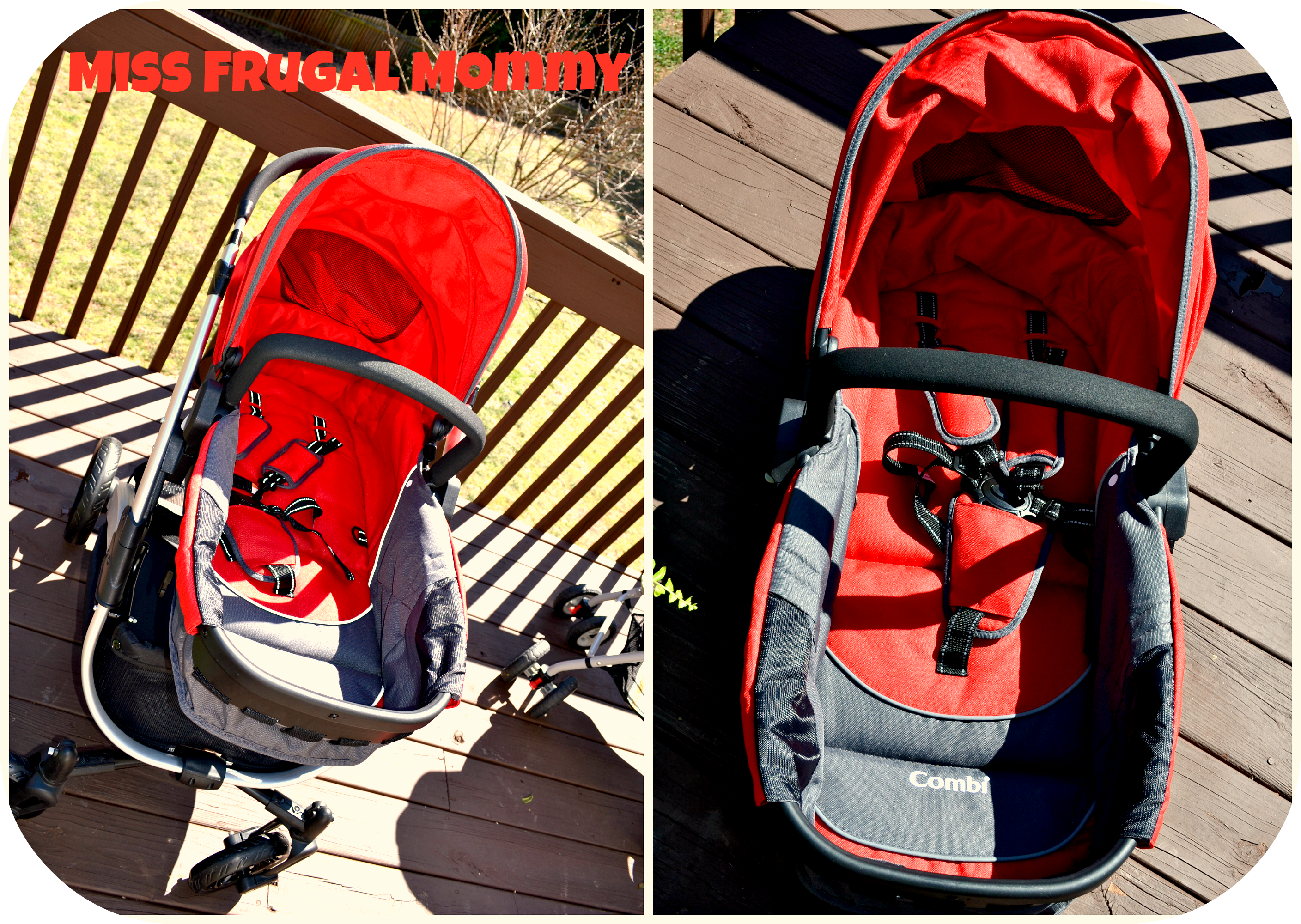 Combi Catalyst Stroller Review (Getting Ready For Baby Gift Guide)