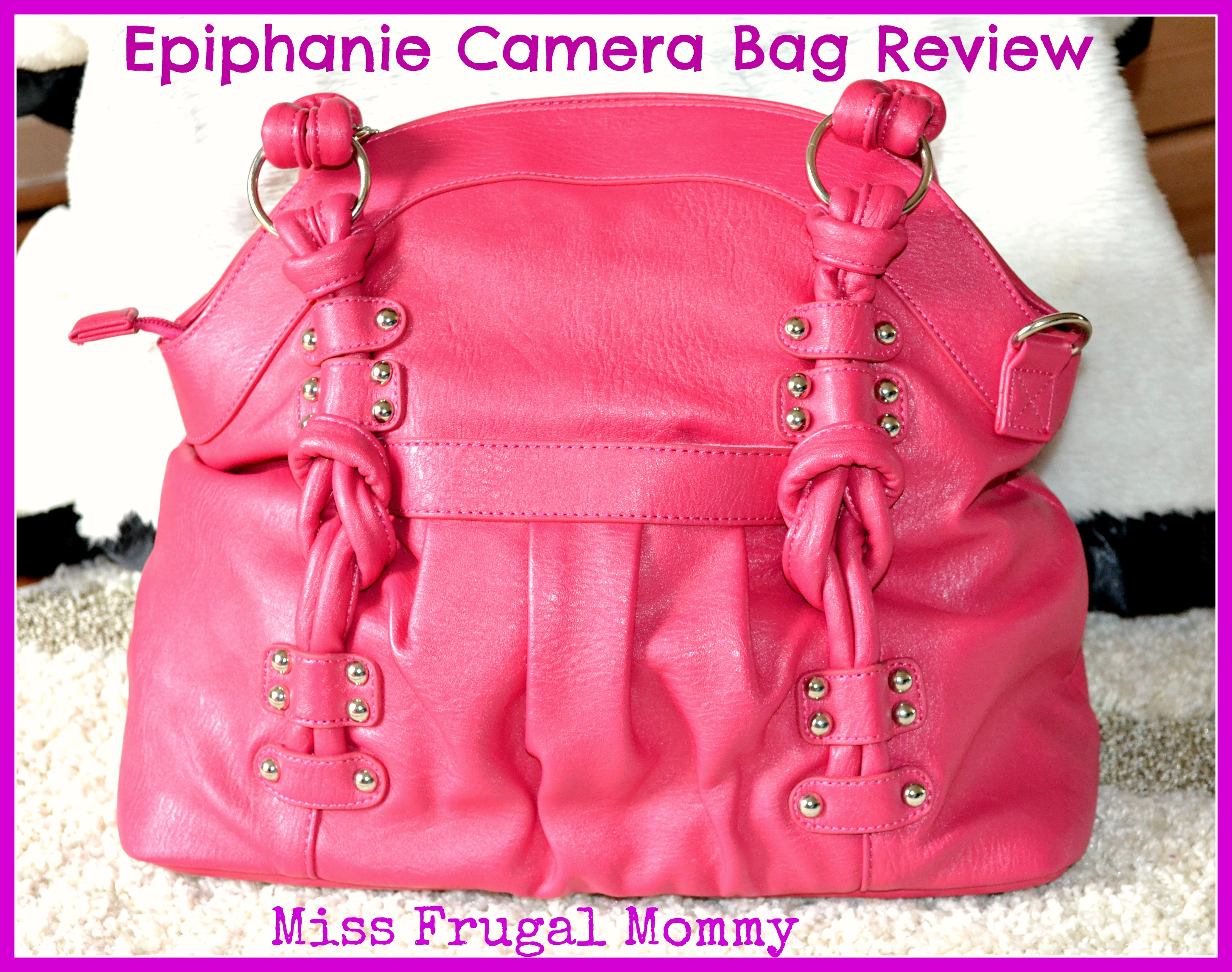 Epiphanie Camera Bag Review