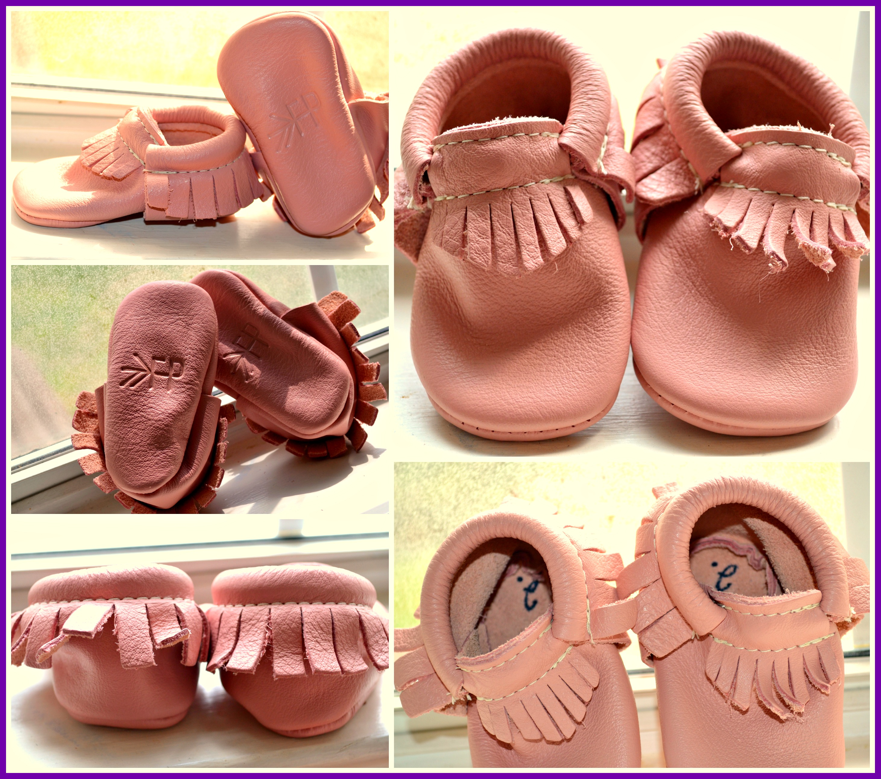 Freshly Picked Baby Moccasins Review (Getting Ready For Baby Gift Guide)