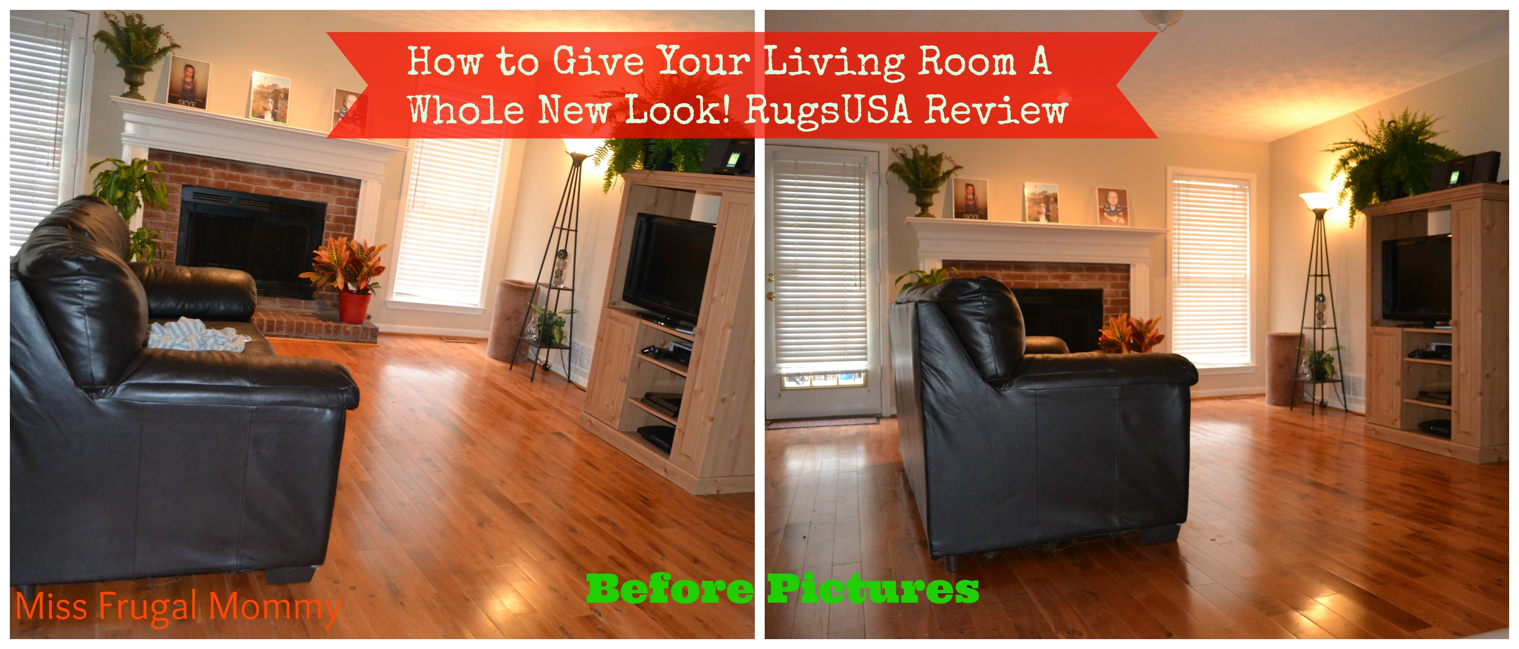 How To Give Your Living Room A Whole New Look RugsUSA Review