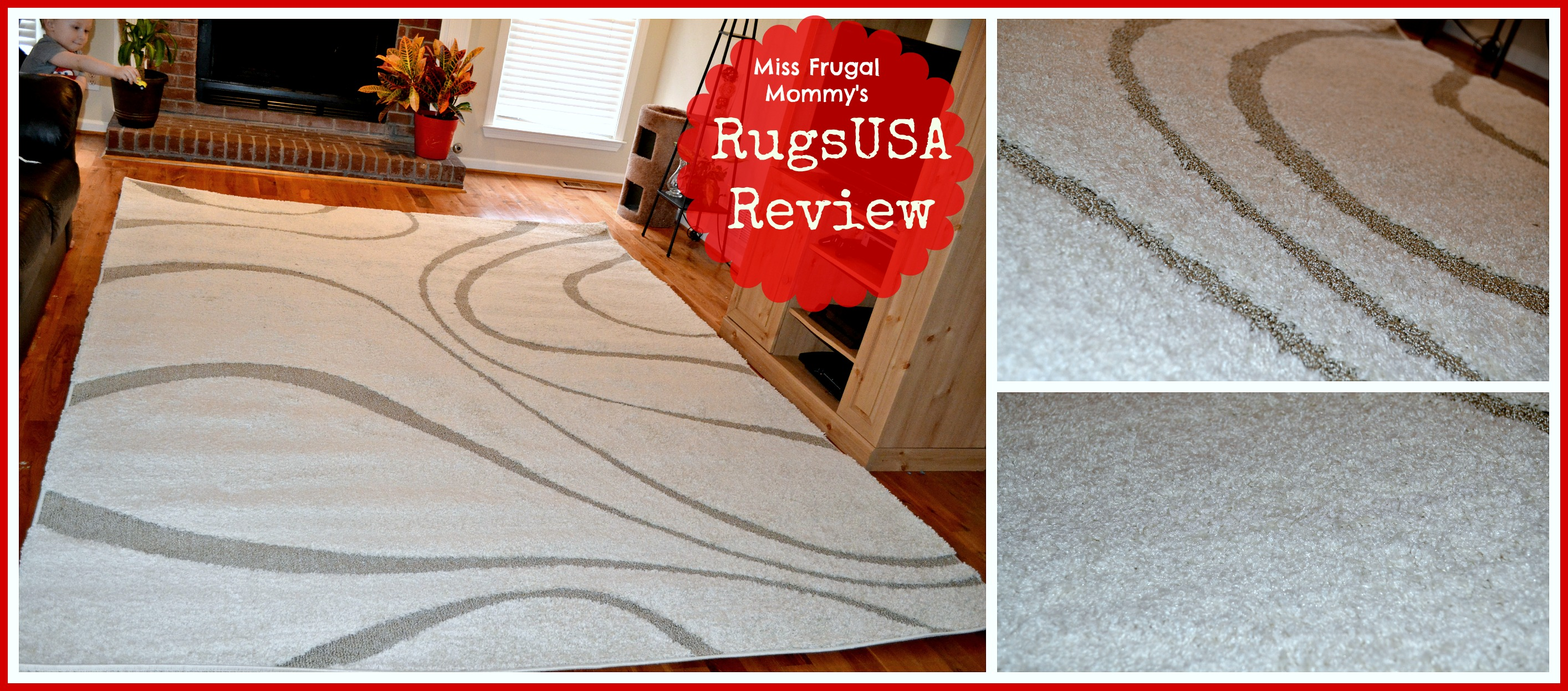 How To Give Your Living Room a Whole New Look: RugsUSA Review