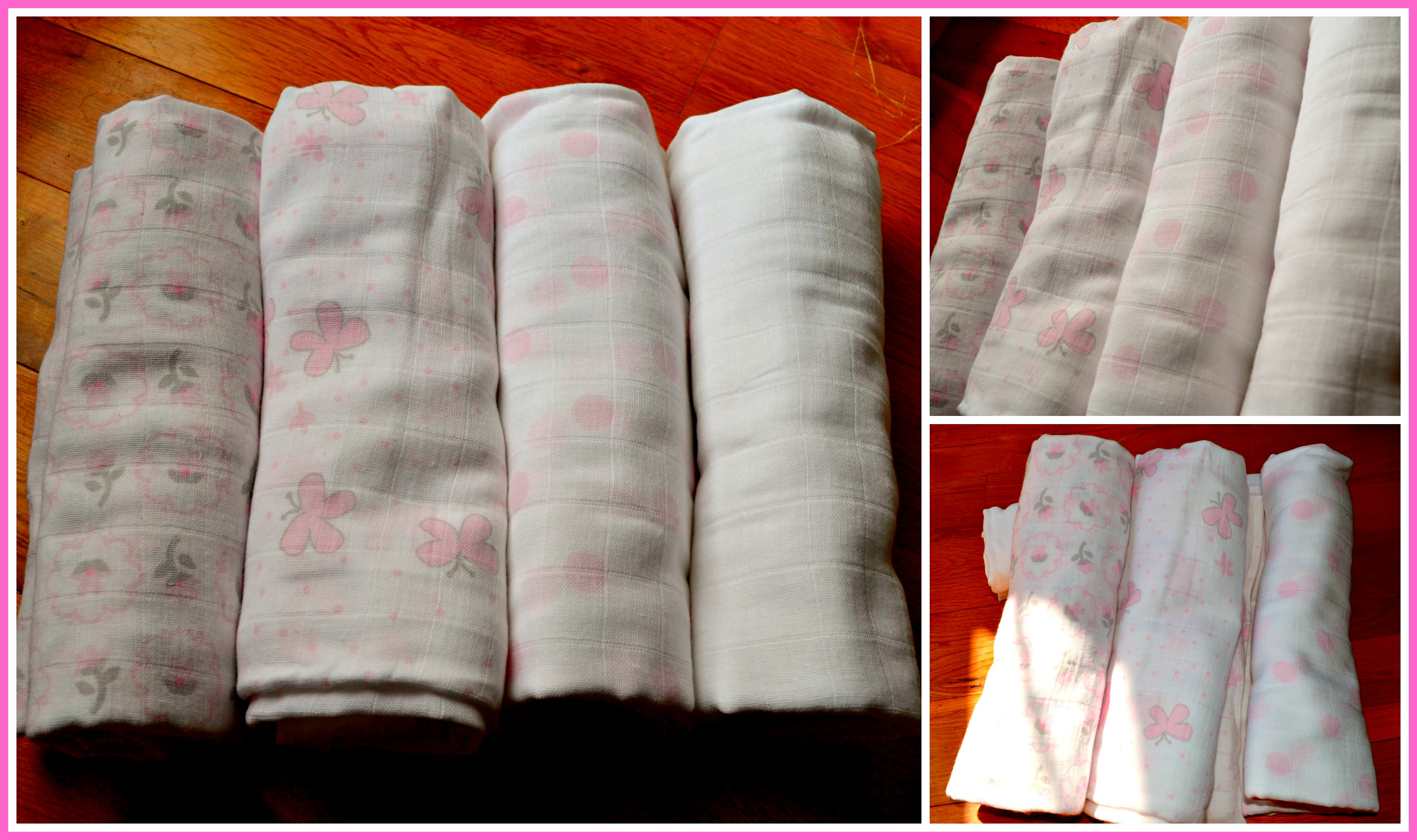 SwaddleDesigns Muslin Swaddle Blankets Review (Getting ...