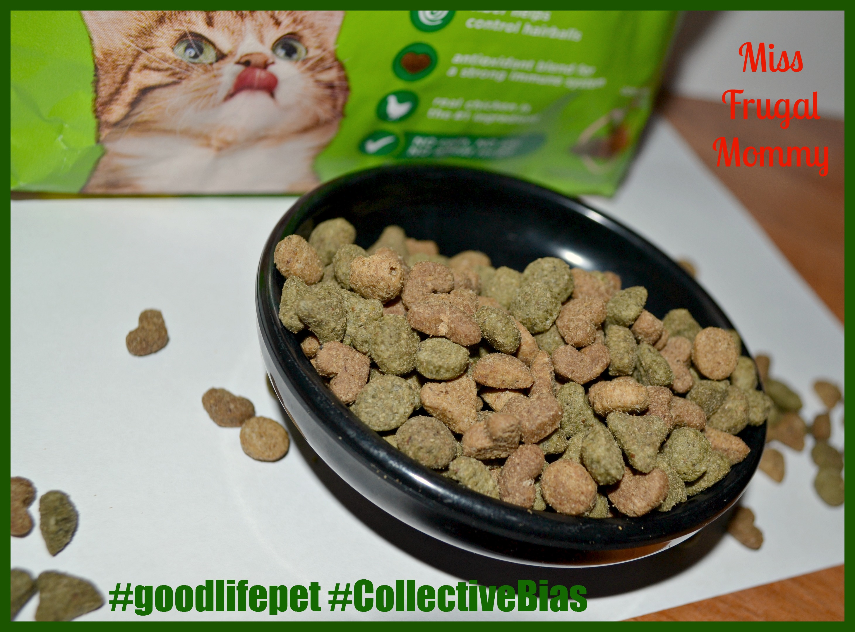 Goodlife Dry Cat Food #goodlifepet #CollectiveBias #Shop