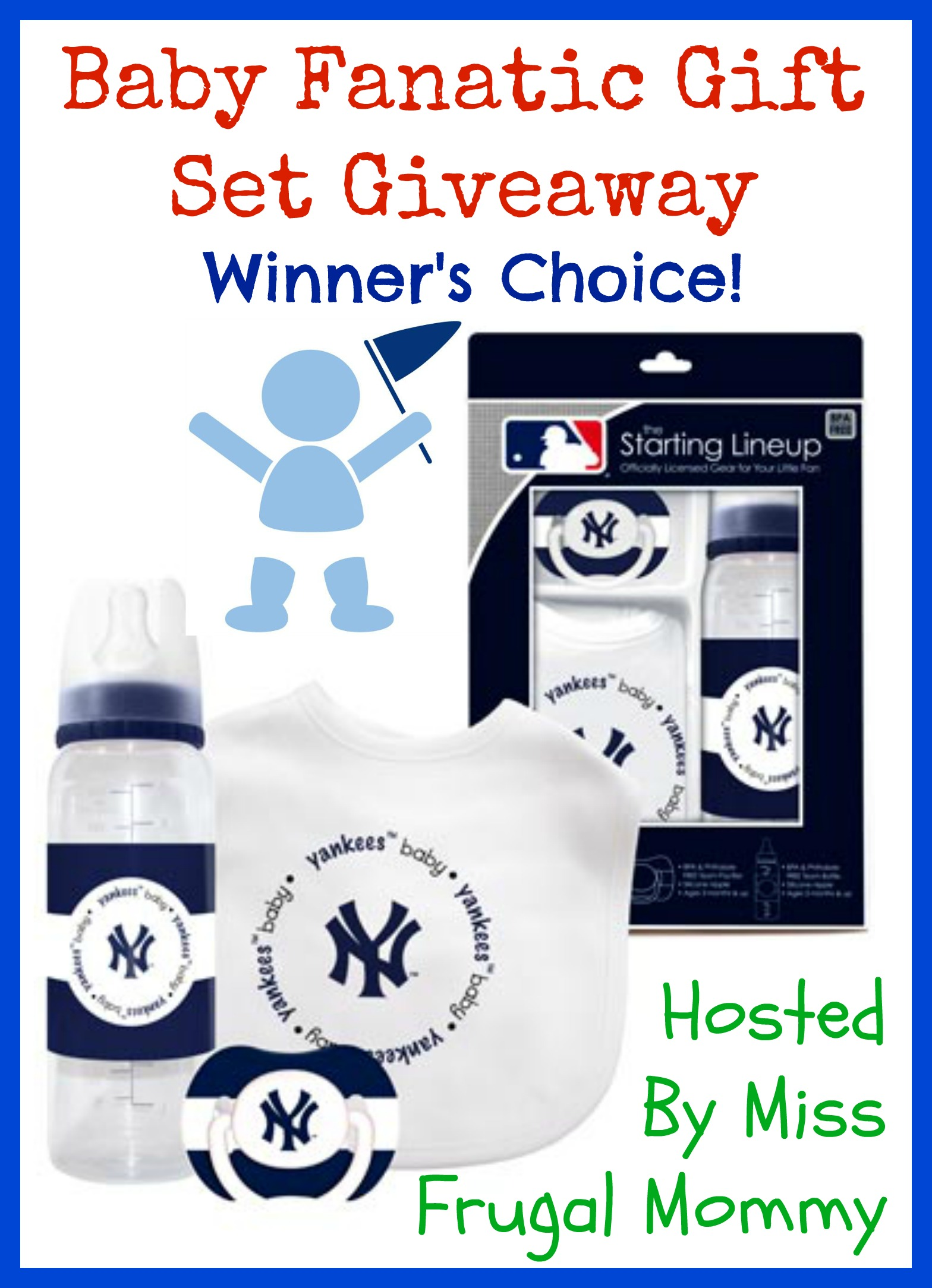 Baby Fanatic Baby Essentials Gift Set Giveaway