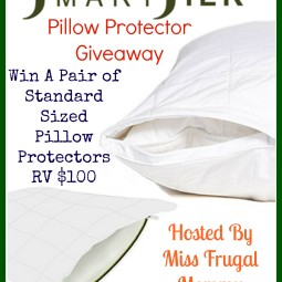 Smart Silk Pillow Protectors Giveaway
