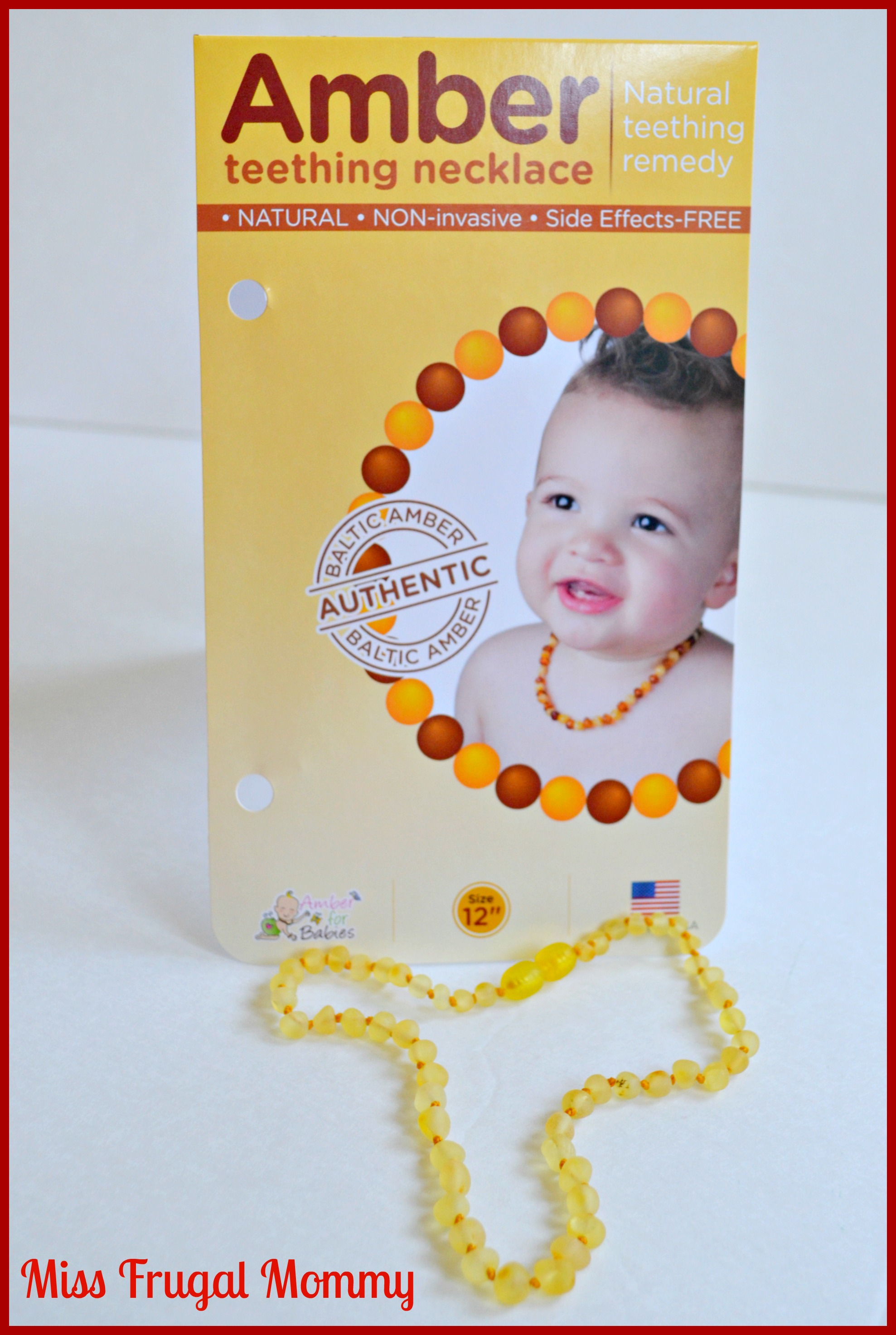 Lemon Raw Beads Amber Teething Necklace Review Getting Ready For