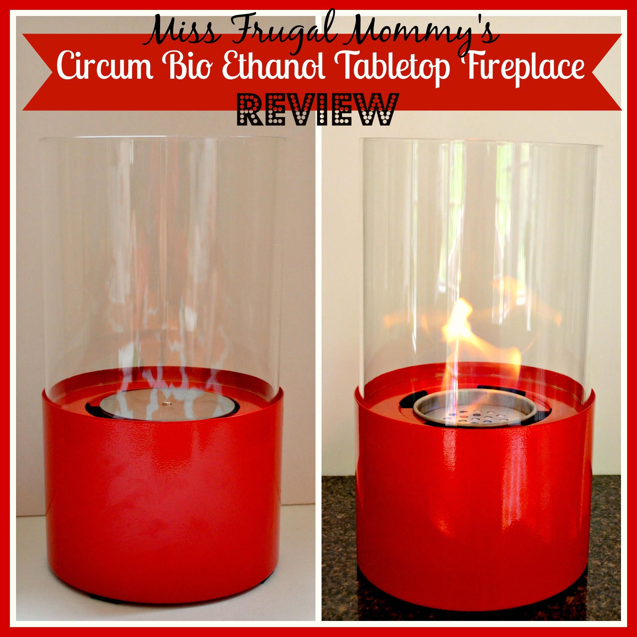 circum bio ethanol tabletop fireplace review u2013 miss frugal mommy