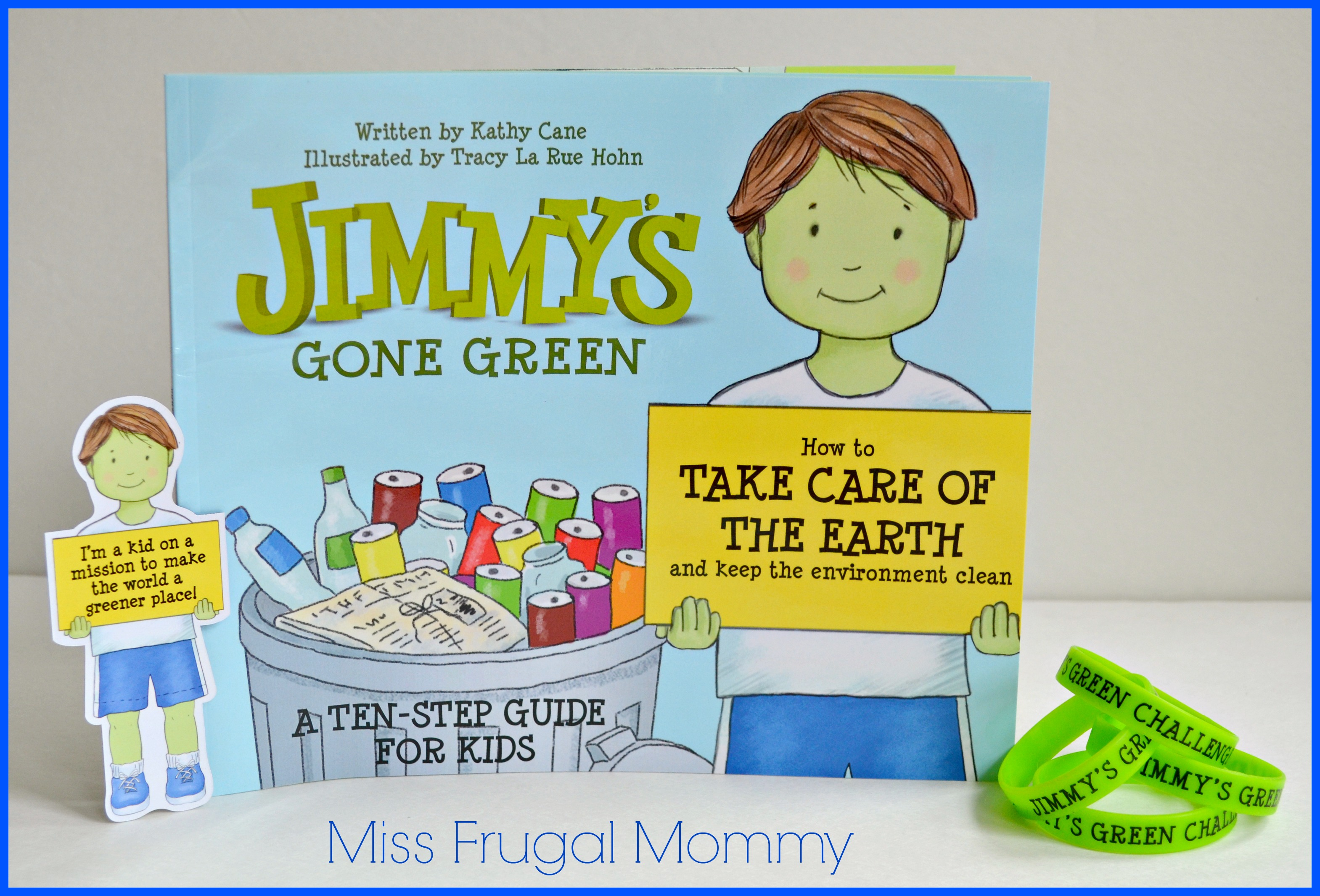Jimmy's Gone Green‏ Book Review