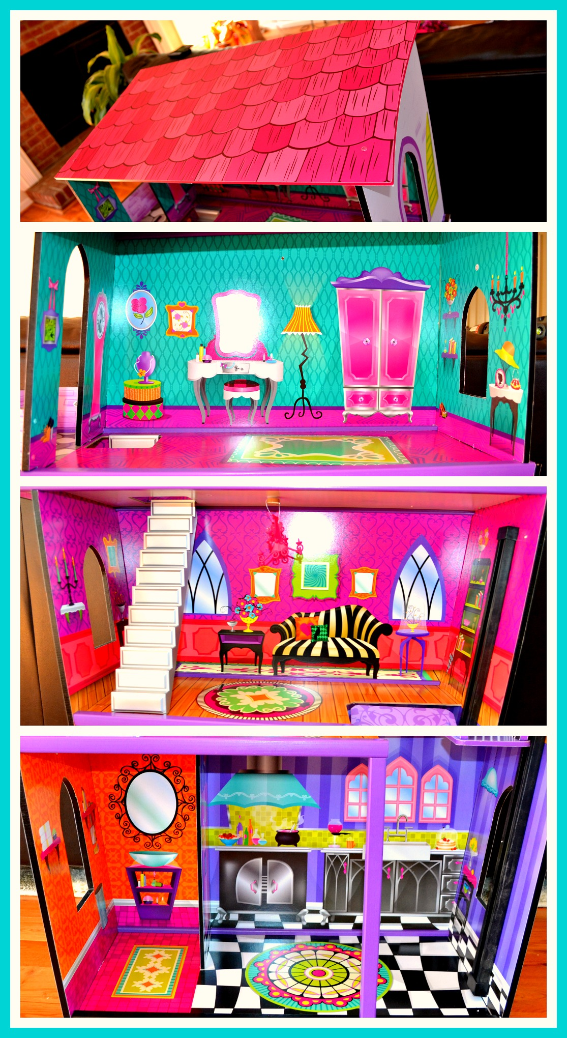 KidKraft Monster Manor Dollhouse Review