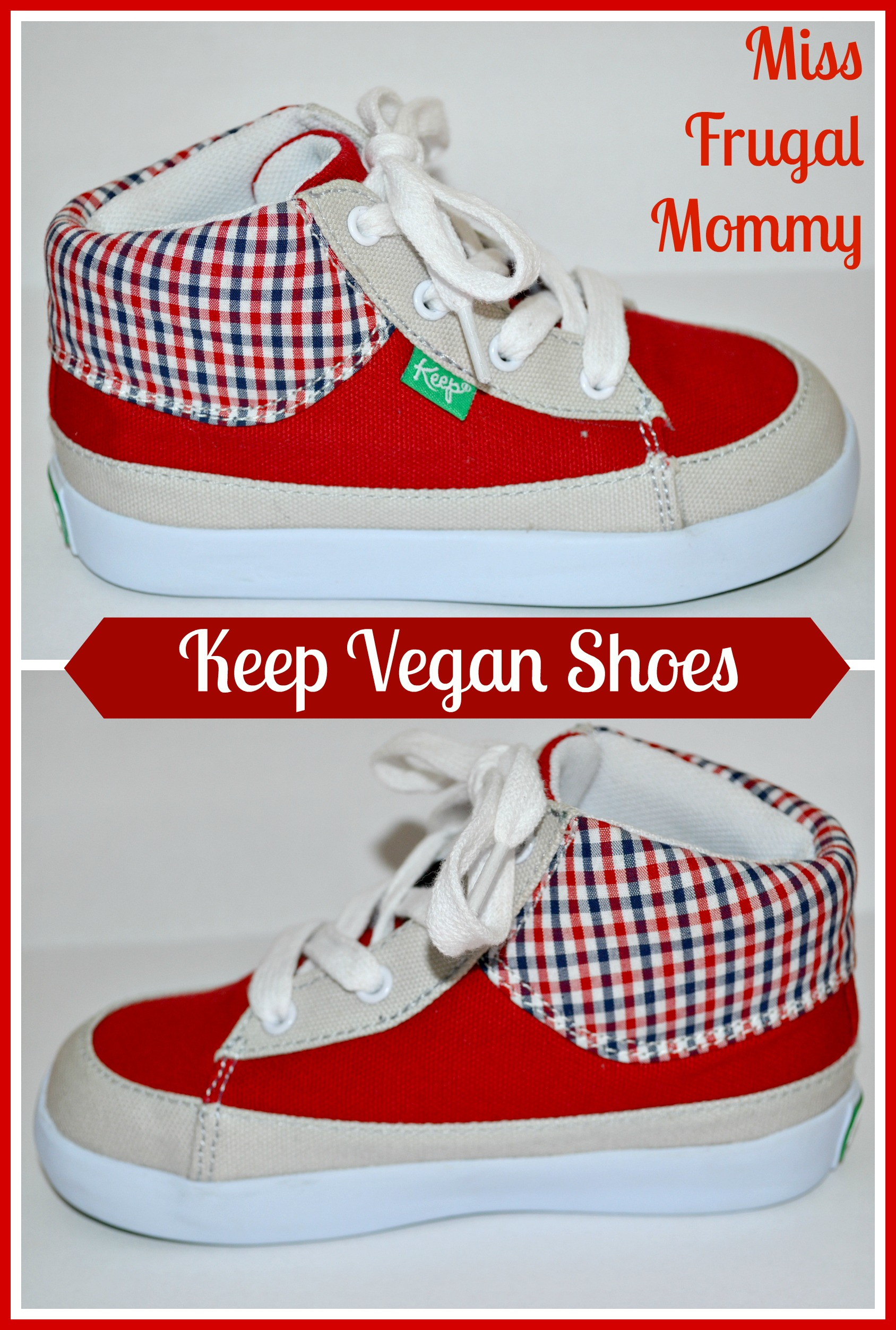 Keep Vegan Shoes Review