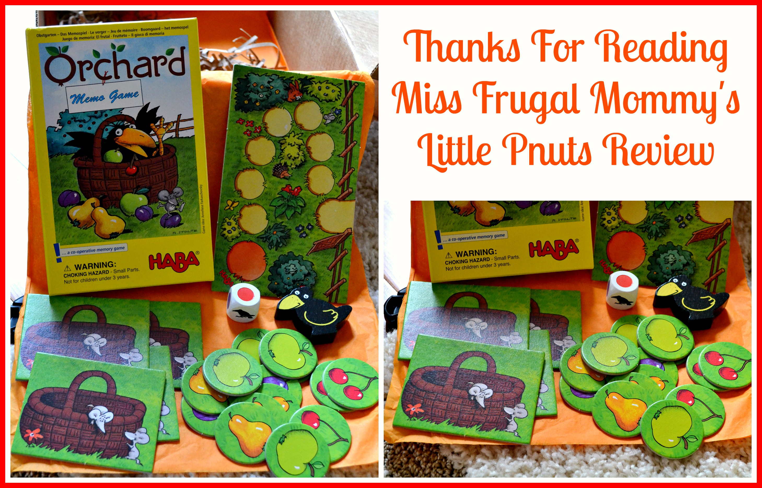 Little Pnuts Subscription Box Review