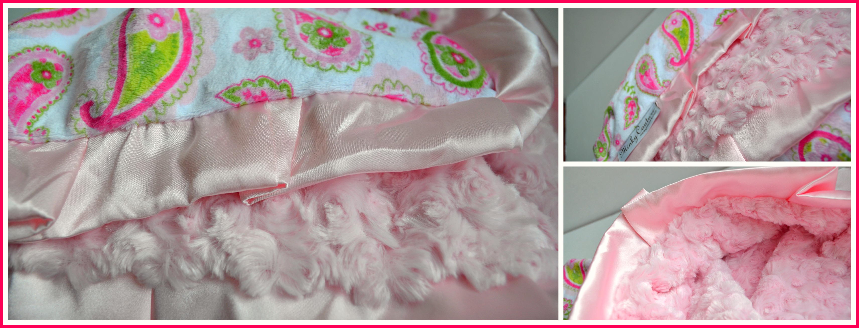 Minky Couture Infant Blanket Review (Getting Ready For Baby Gift Guide)