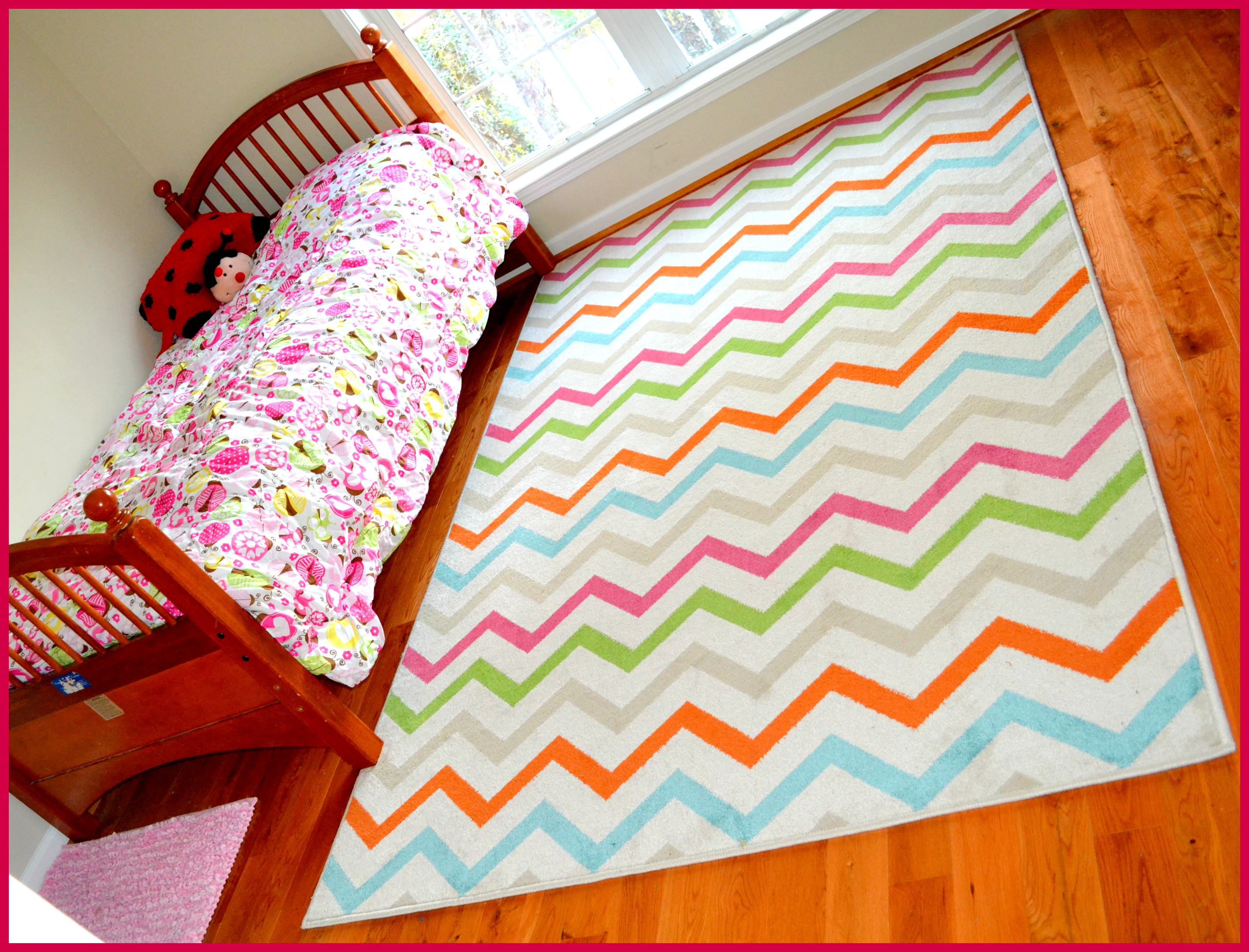 Brighten Up a Room With A New Rug – Miss Frugal Mommy
