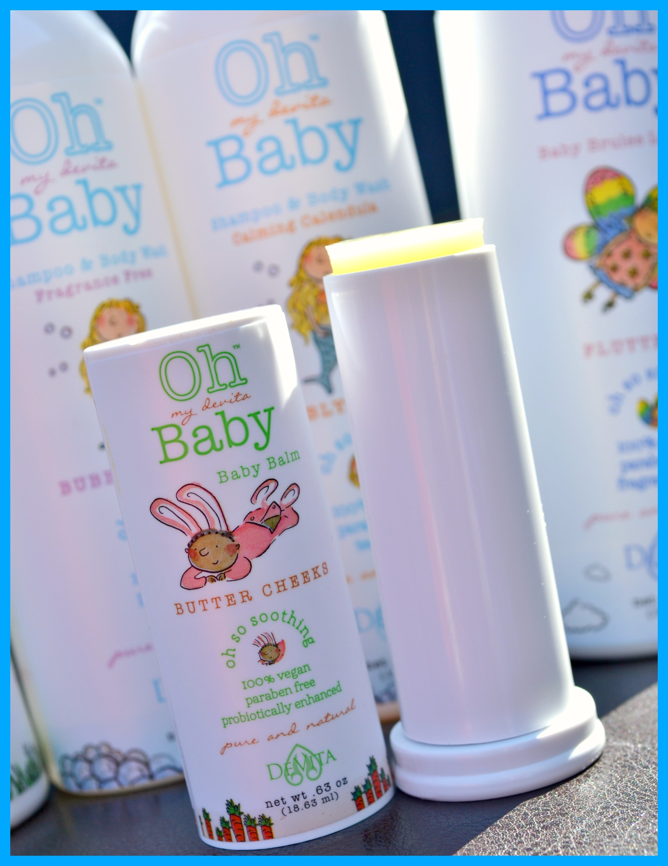 Oh My DeVita Baby Review (Getting Ready For Baby Gift Guide)