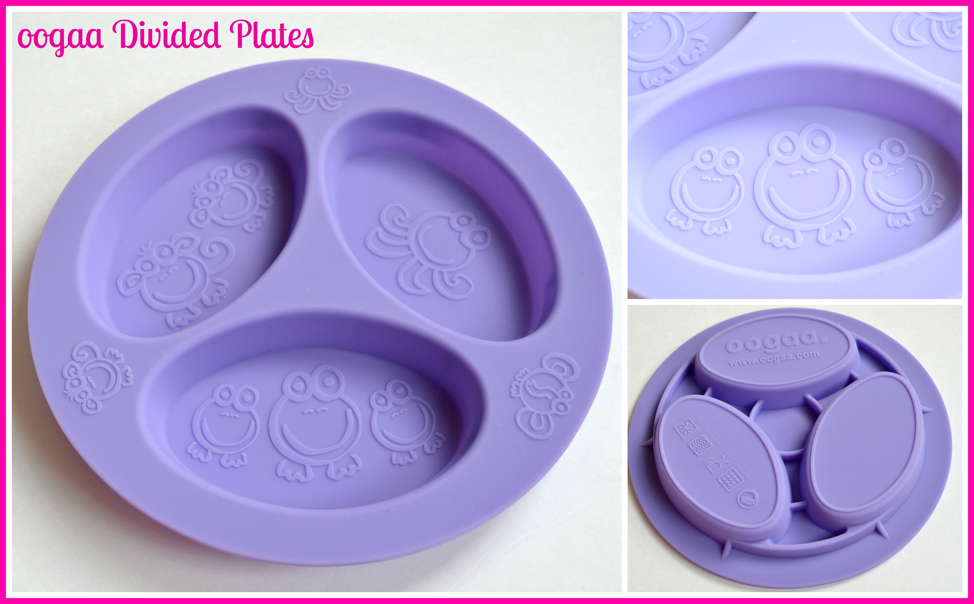 ooga: Baby Silicone Feeding Products Review (Getting Ready For Baby Gift Guide)