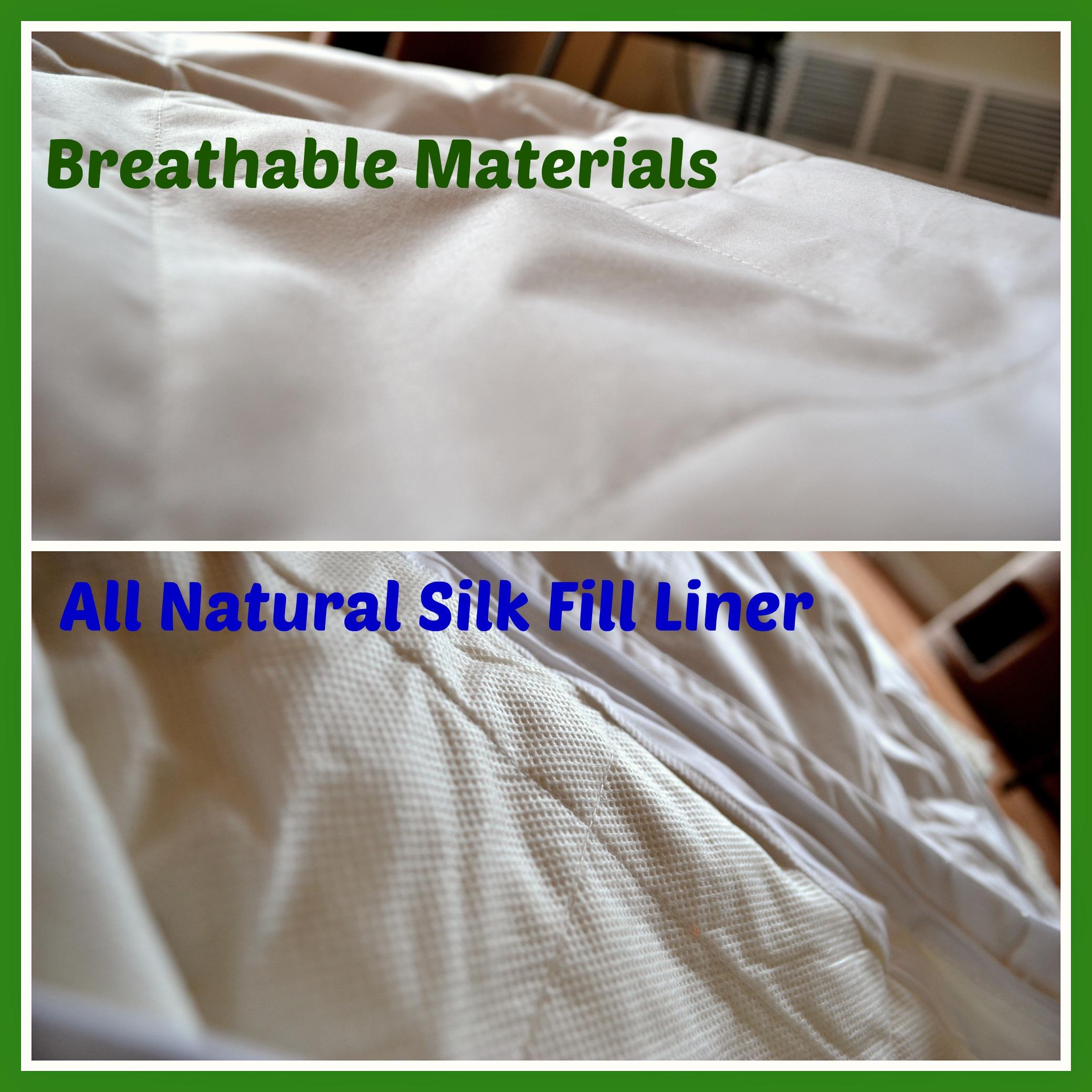 Smart Silk Pillow Protector Review