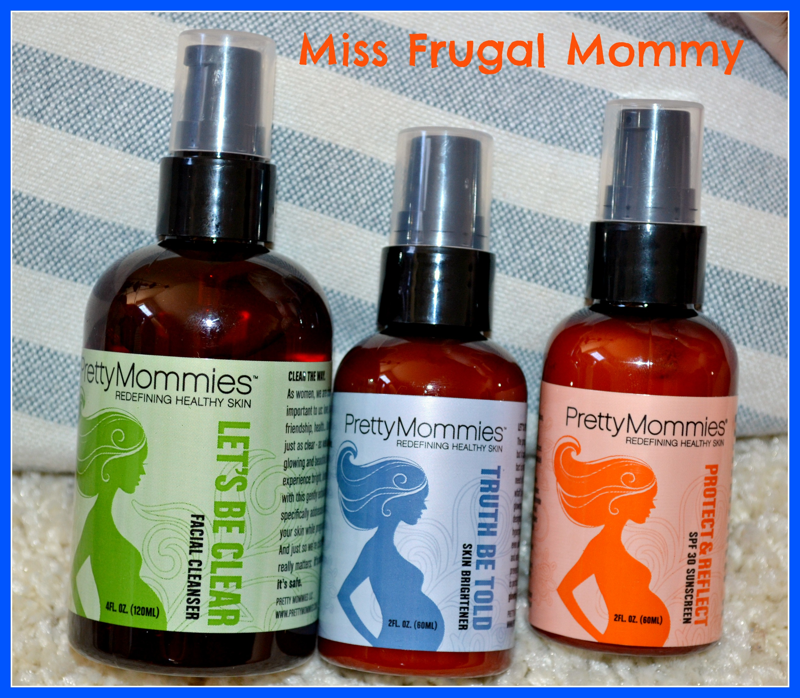 Pretty Mommies Skincare Review