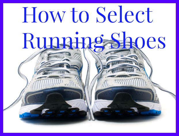 How To Select Running Shoes