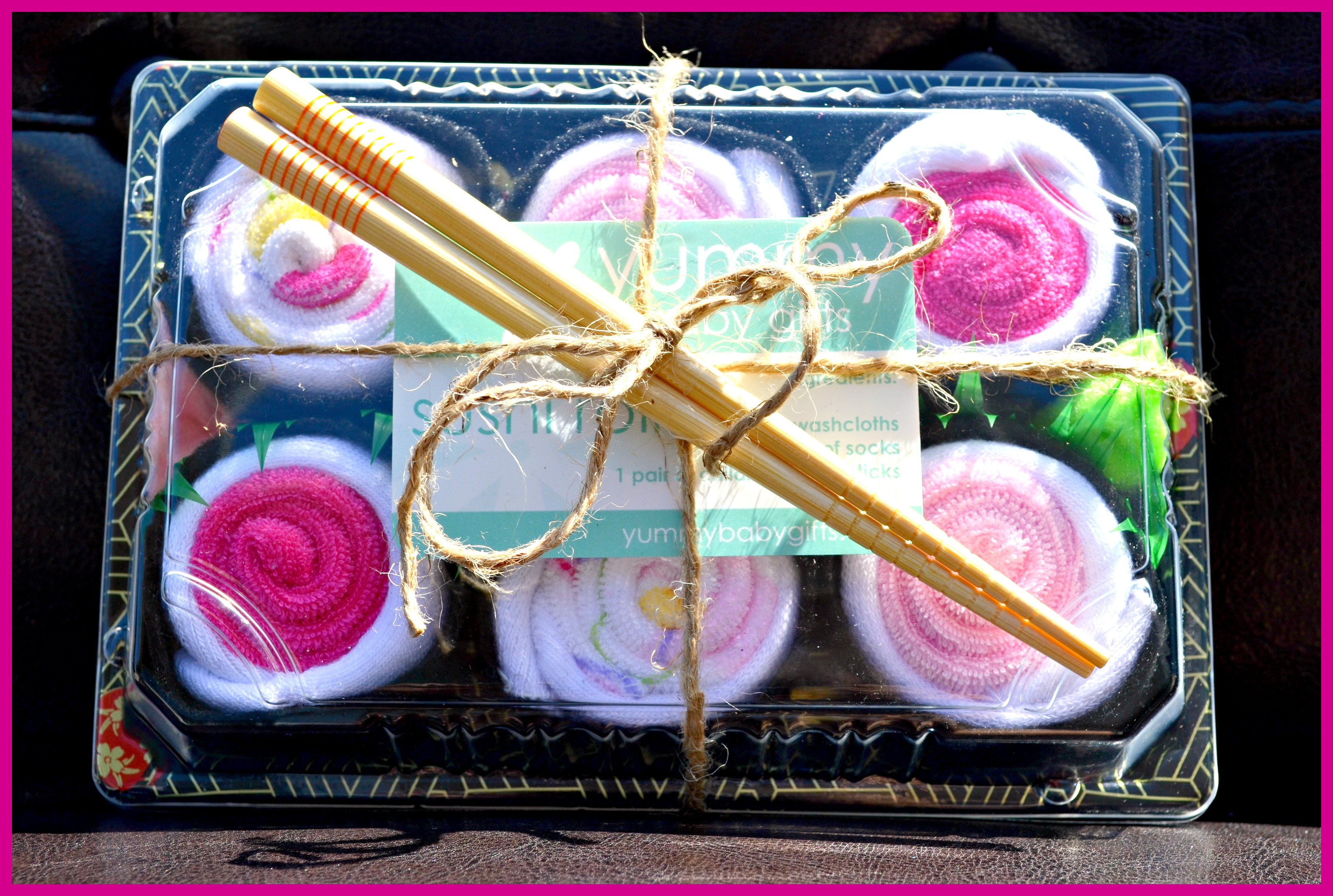 yummy baby gifts sushi rolls getting ready for baby gift guide, Baby shower