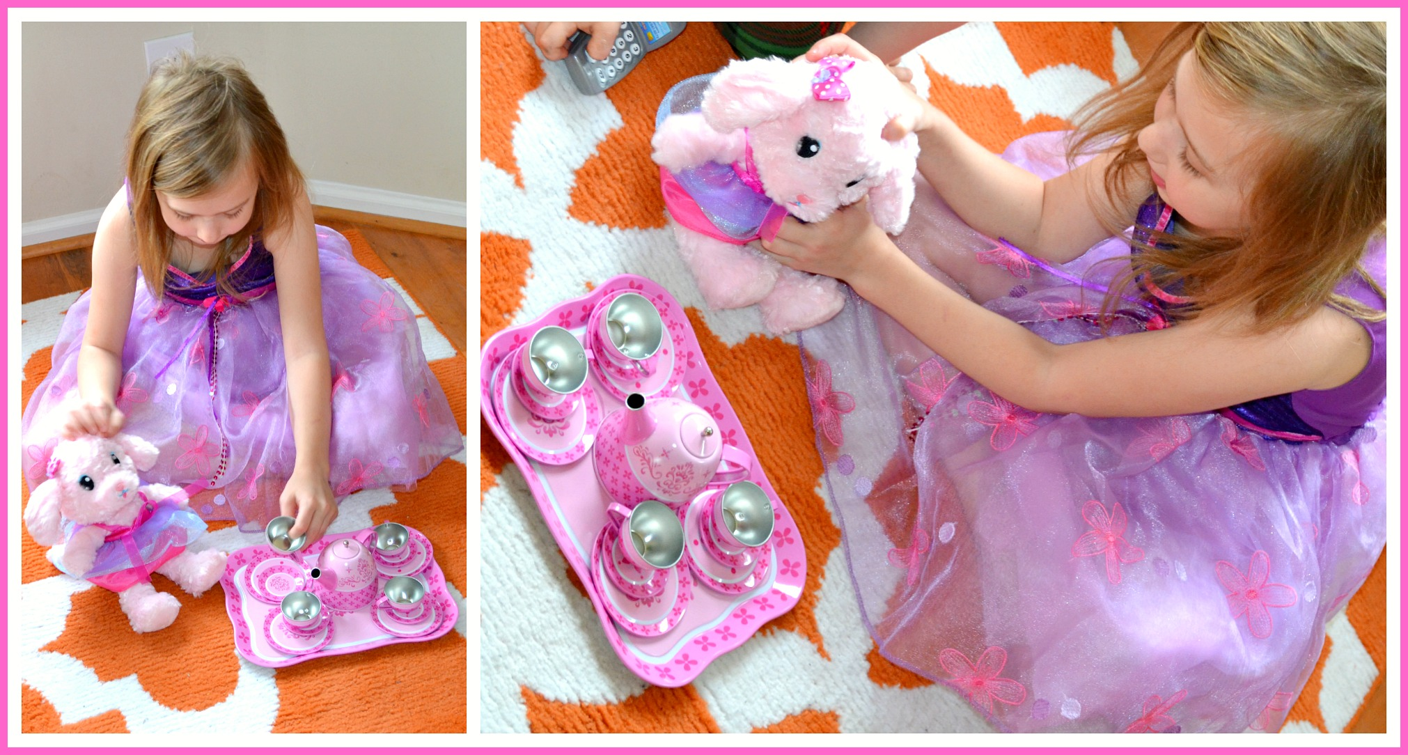 Tea Party & Dress Up With Whimsy & Wonder Review