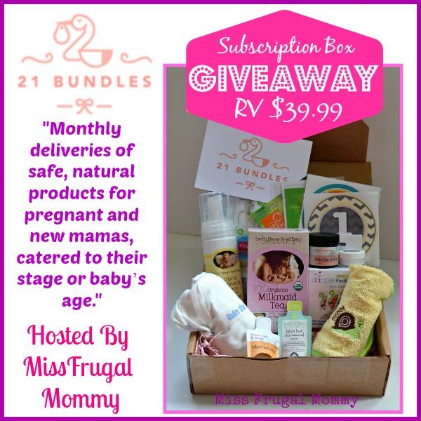 21bundles giveaway