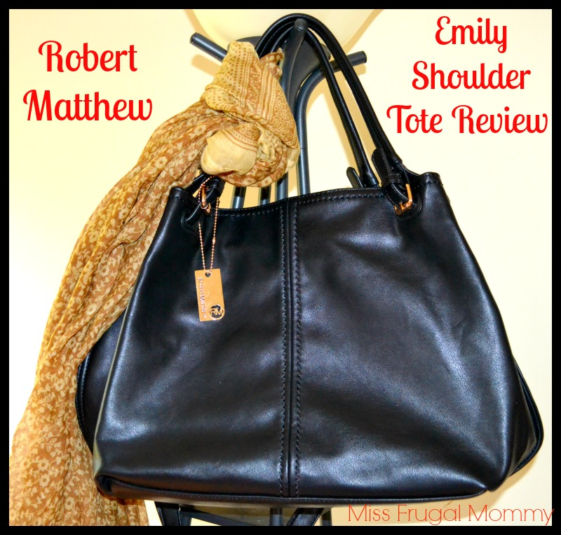 Robert Matthew Emily Shoulder Tote