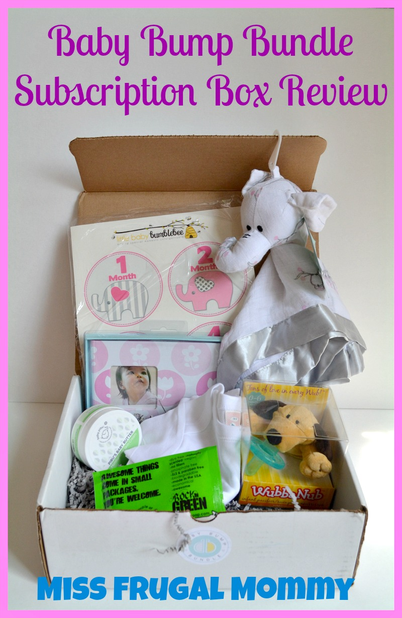 Baby Bump Bundle Review (Getting Ready For Baby Gift Guide)