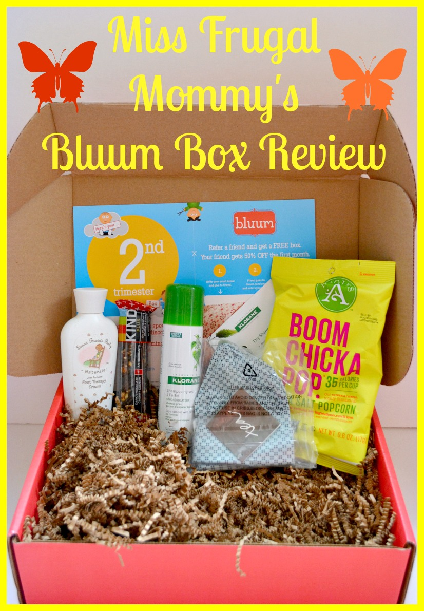 Bluum Subscription Box: From Pregnancy To Preschool (Getting Ready For Baby Gift Guide)