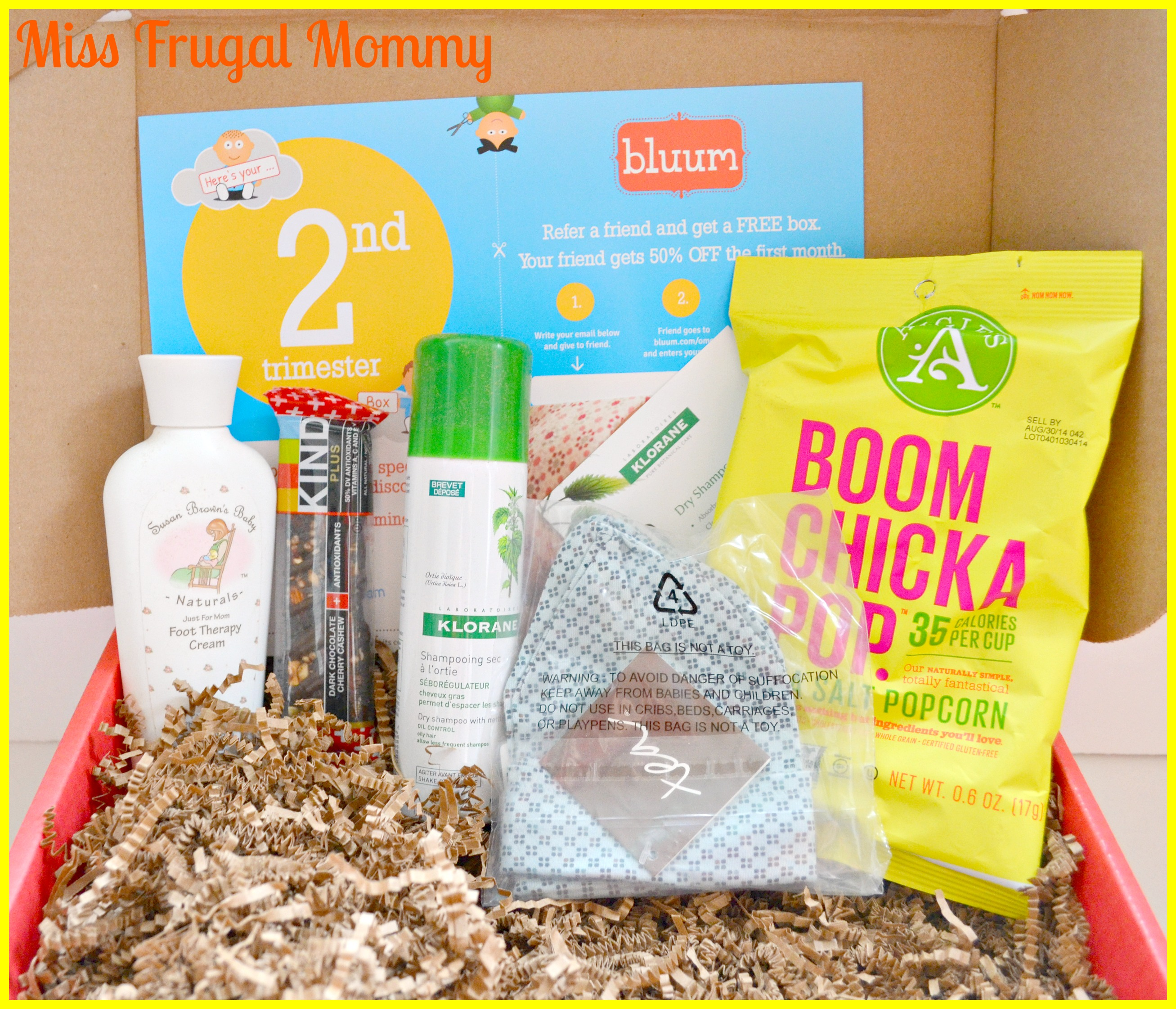 Bluum Subscription Box From Pregnancy To Preschool (Getting Ready For Baby Gift Guide)  sc 1 st  Miss Frugal Mommy & Bluum Subscription Box: From Pregnancy To Preschool (Getting Ready ... Aboutintivar.Com