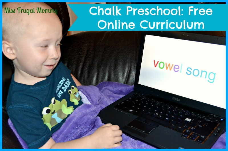 Chalk Preschool: Free Online Curriculum