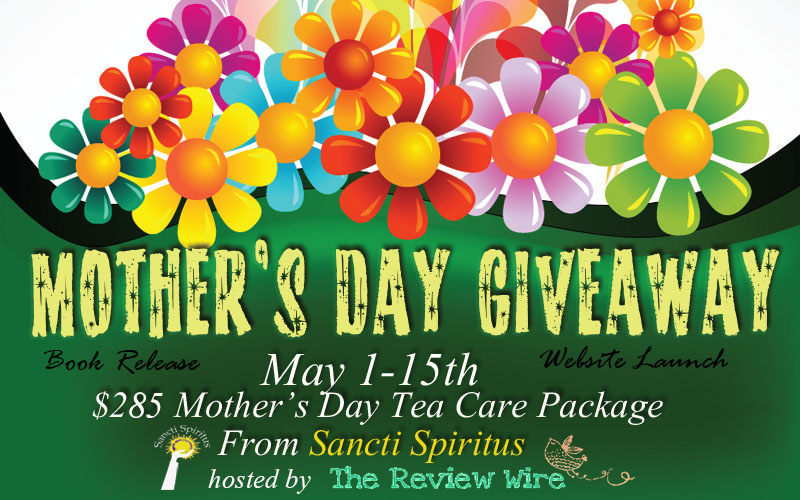 $285 Ritual Tea Mother's Day Giveaway #MothersDay