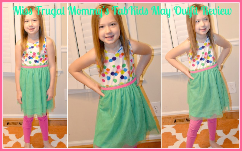FabKids May Outfit Review