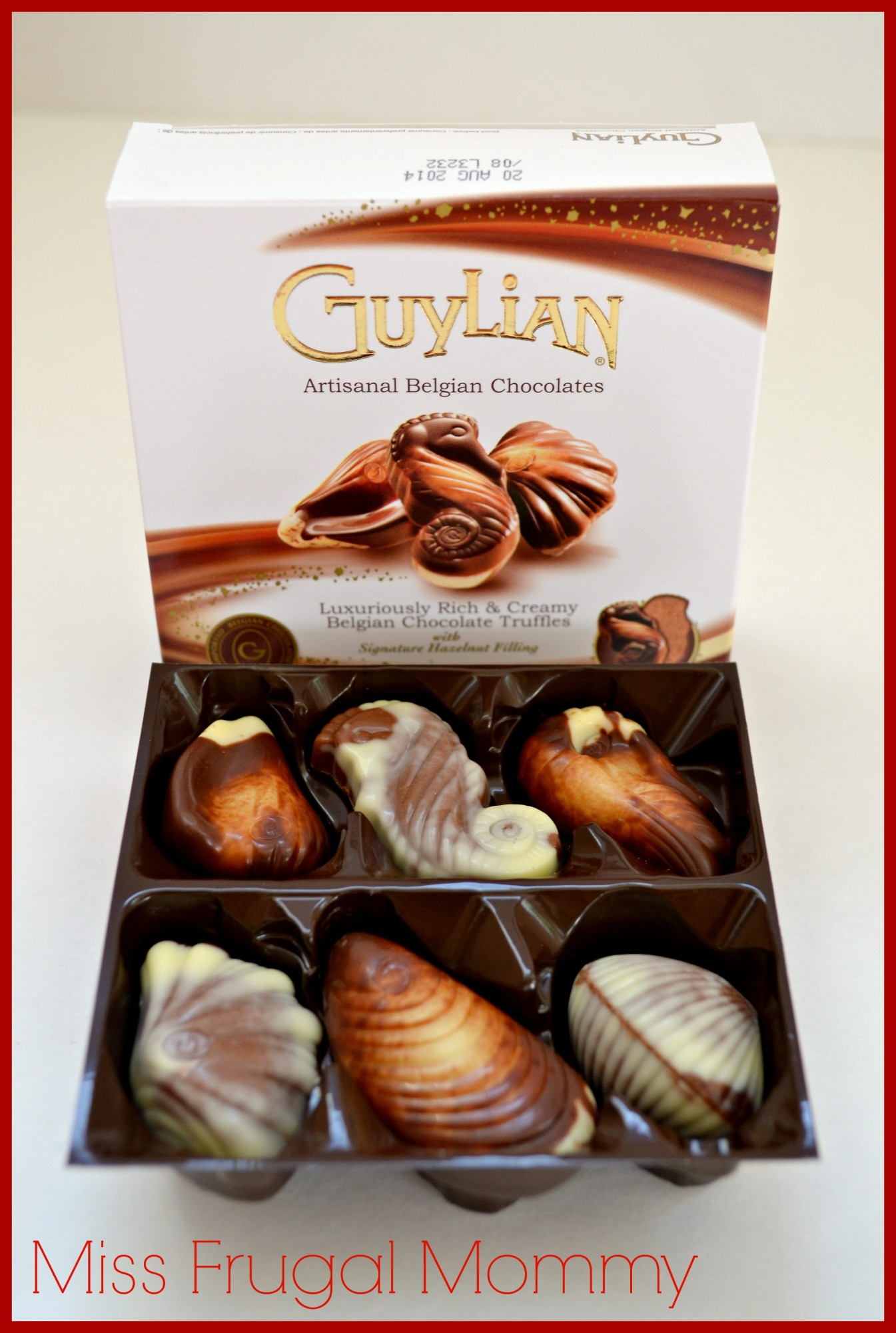 Guylian Artisanal Belgian Chocolates Review